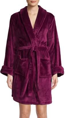 Elysian Plush Tie-Waist Robe