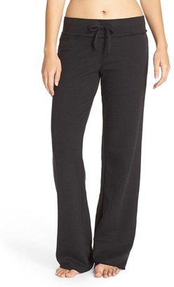 Women's Nordstrom Lingerie 'Lazy Mornings' Lounge Pants $39 thestylecure.com