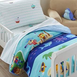 Olive Kids Wildkin Pirates Toddler Comforter