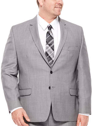 COLLECTION Collection Birdseye Suit Jacket - Big & Tall