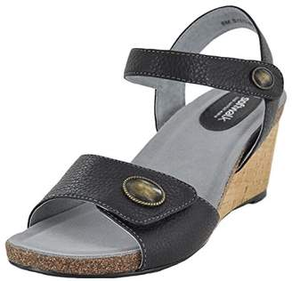 SoftWalk Women's Jordan Wedge Sandal