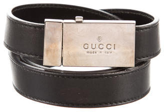 Gucci Gucci Thin Waist Belt