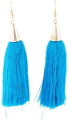 Eddie Borgo Tassel Earrings