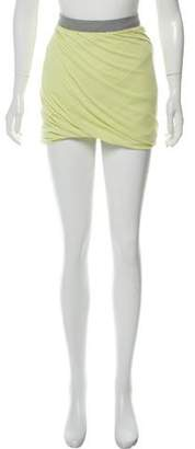 Alexander Wang Mesh Mini Skirt