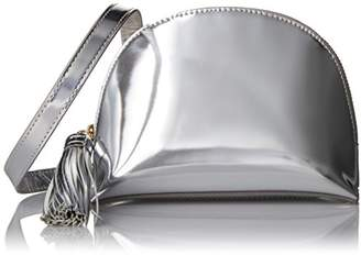 Loeffler Randall Crossbody Pouch (Mirror Leather/Tassel)