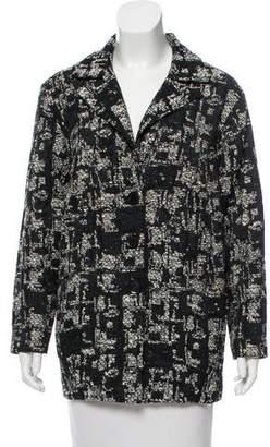 Marissa Webb Oversize Bouclé Coat