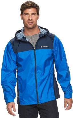 Columbia Men's Weather Drain Rain Jacket