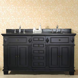 Ove Decors Essex 60 Double Bathroom Vanity Set