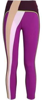 NO KA 'OI Color-Block Stretch Leggings