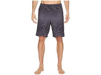 Tommy Bahama Cayman Floral Stripe Swim Trunk Men's Swimwear