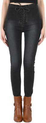 Free People Denim pants - Item 42667393