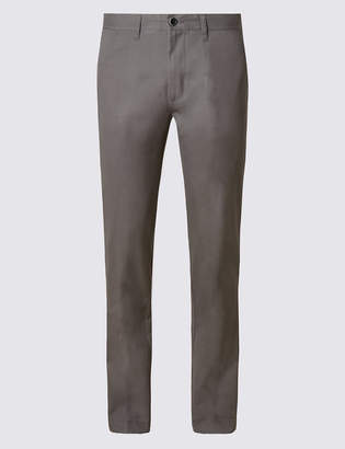 Pixi M&S CollectionMarks and Spencer Straight Fit Pure Cotton Chinos