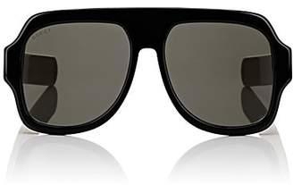 Gucci Men's GG0255S Sunglasses - Black