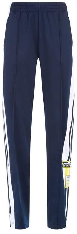 Striped Side Stud Sweatpants