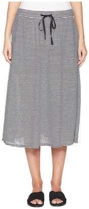 Eileen Fisher Flared C/L Skirt Women's Skirt