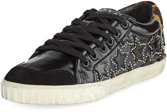 Ash Majestic Bis Sneakers with Stars