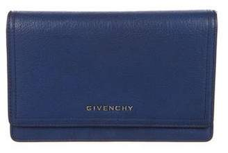 Givenchy Pandora Wallet On Chain w/ Tags