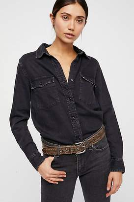Bed Stu Addison Distressed Belt
