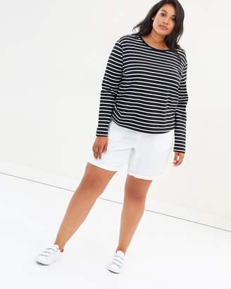 Evans Linen Shorts