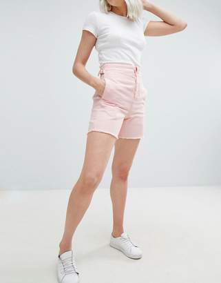 Asos Design DESIGN victor shorts with side tabs