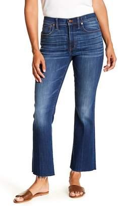 Madewell Cali Demi Bootleg Jeans