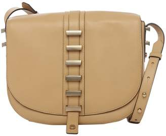 Luana Women's Sedgwick Large Leather Saddle Bag