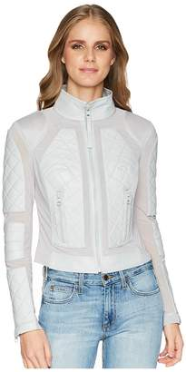 Blanc Noir Moto Jacket Women's Jacket