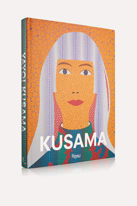 Rizzoli Yayoi Kusama Hardcover Book - Orange
