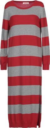 Kontatto 3/4 length dresses - Item 34961239IE