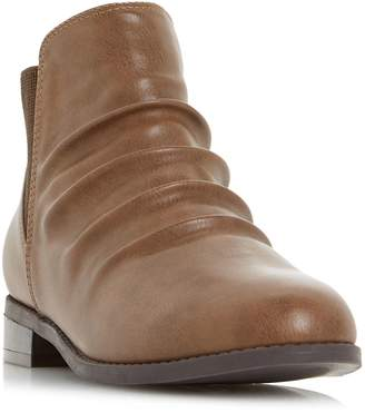 Head Over Heels Piaa Round Chelsea Ankle Boots