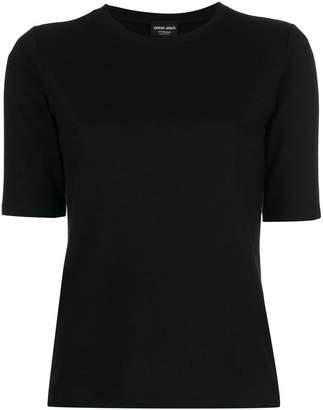 Giorgio Armani cashmere top