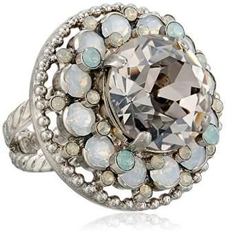Sorrelli Aegean Sea Stone-Studded Ring
