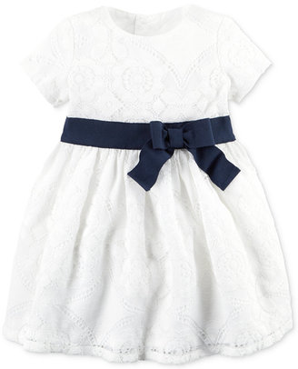 Carter's Lace Babydoll Dress, Baby Girls (0-24 months) $40 thestylecure.com