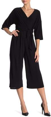 SUPERFOXX Solid Knit Jumpsuit
