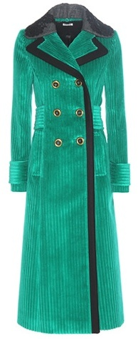 Miu Miu Miu Miu Cotton corduroy coat