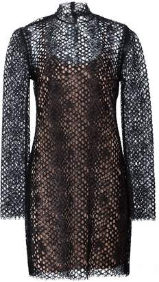 Alexander Wang lace mini dress