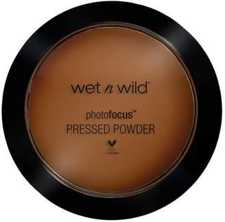 Wet n Wild Photo Focus Pressed Powder Dark Café - 1 fl oz
