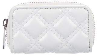 Marc by Marc Jacobs Quilted Leather Coin Purse