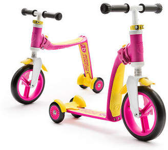 Scoot & Ride NEW Scoot & Ride Highwaybaby Plus Pink/Yellow