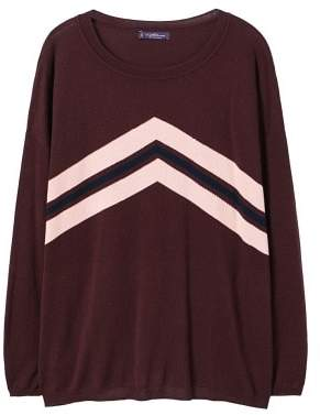 Violeta BY MANGO Organic cotton sweater