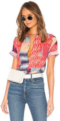 DOUBLE RAINBOUU Hawaiian Shirt