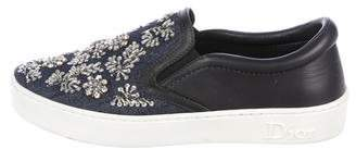 Christian Dior Happy Slip-On Sneakers