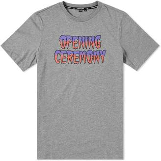 Opening Ceremony Melted Graphic Tee
