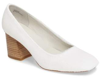 Grey City Shay Genuine Calf Hair Pump