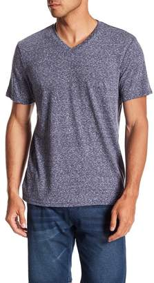 Public Opinion Heather V-Neck Tee