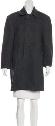 Lauren Ralph Lauren Wool Knee-Length Coat