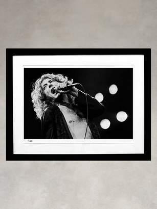 John Varvatos Robert Plant by Janet Macoska
