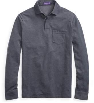 Custom Fit Birdseye Polo Shirt