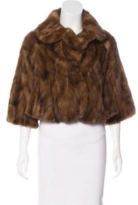 Hanii Y Pieced Mink Fur Jacket