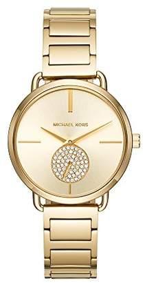 Michael Kors Women's Portia -Tone Watch MK3639